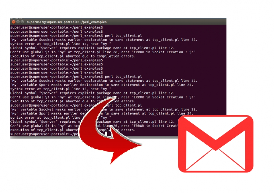 Send Email From Linux Command Line